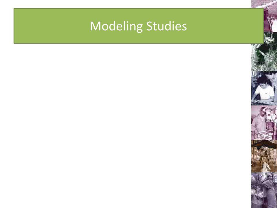 Modeling Studies