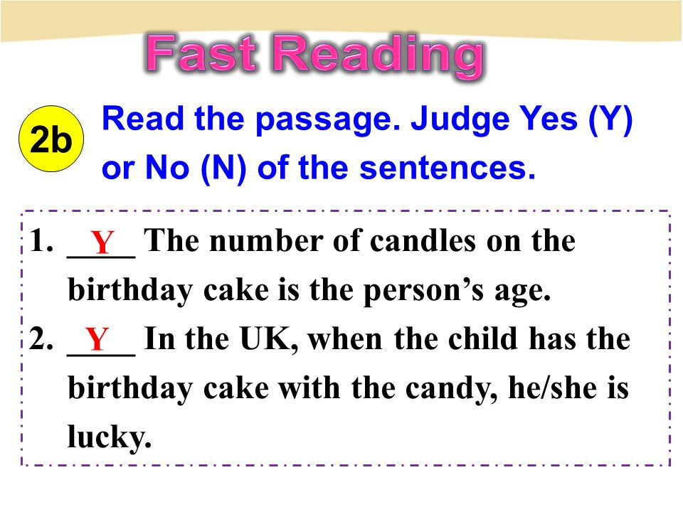 Read the passage. Judge Yes (Y) or No (N) of the sentences.