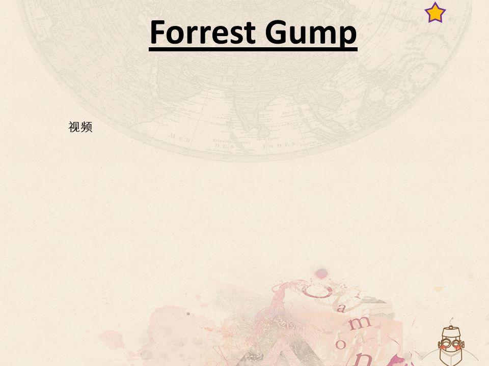 Forrest Gump 视频