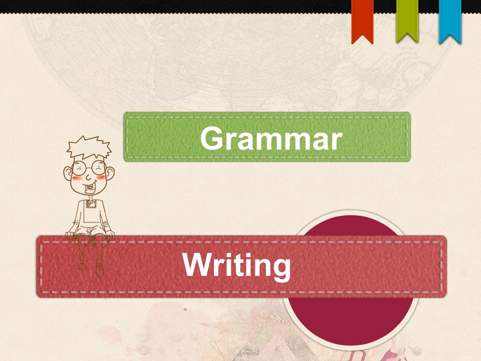 Grammar Writing