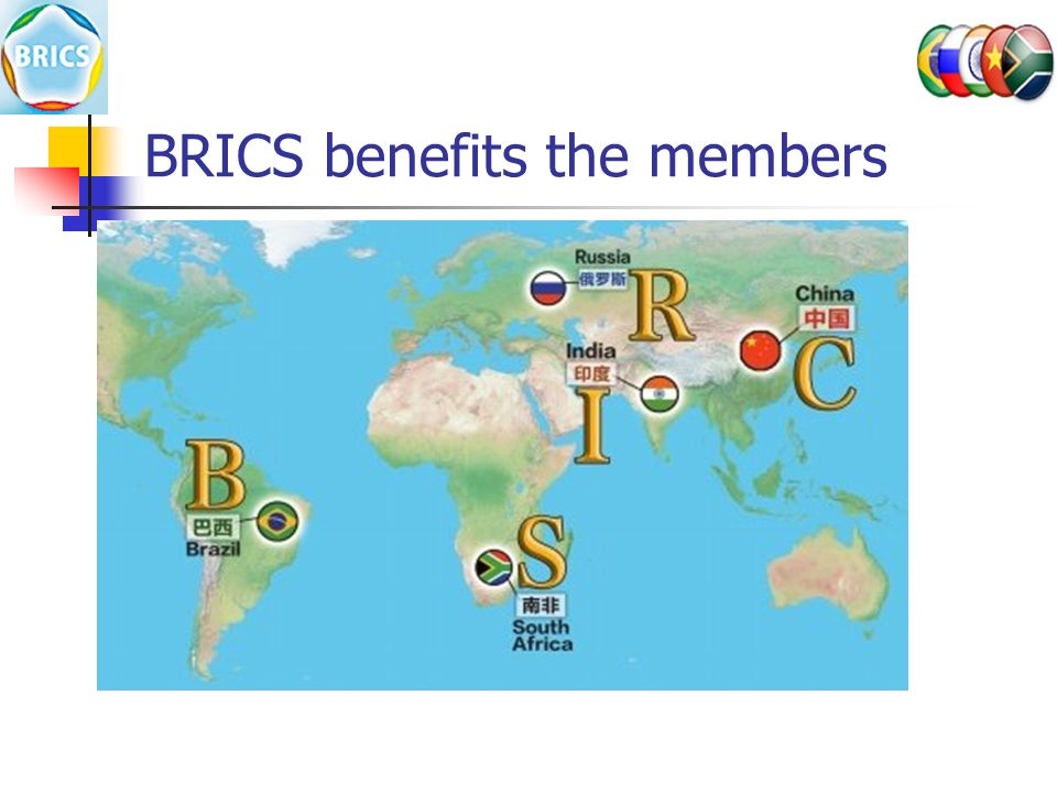BRICS benefits the members