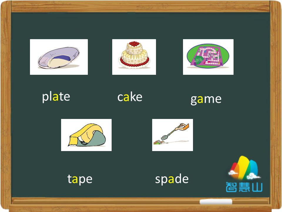 plate cake game tapespade