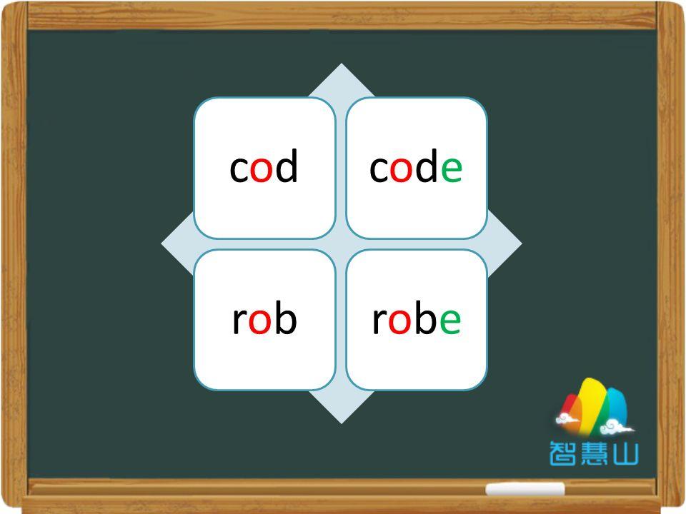 codcodcodecoderobrobroberobe