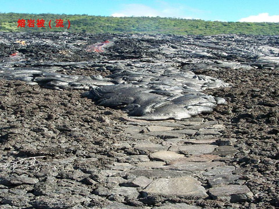 熔岩被(流)