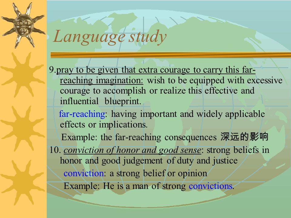 Language study 5.