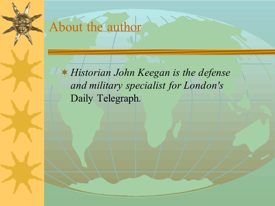 Text B Winston Churchill John Keegan