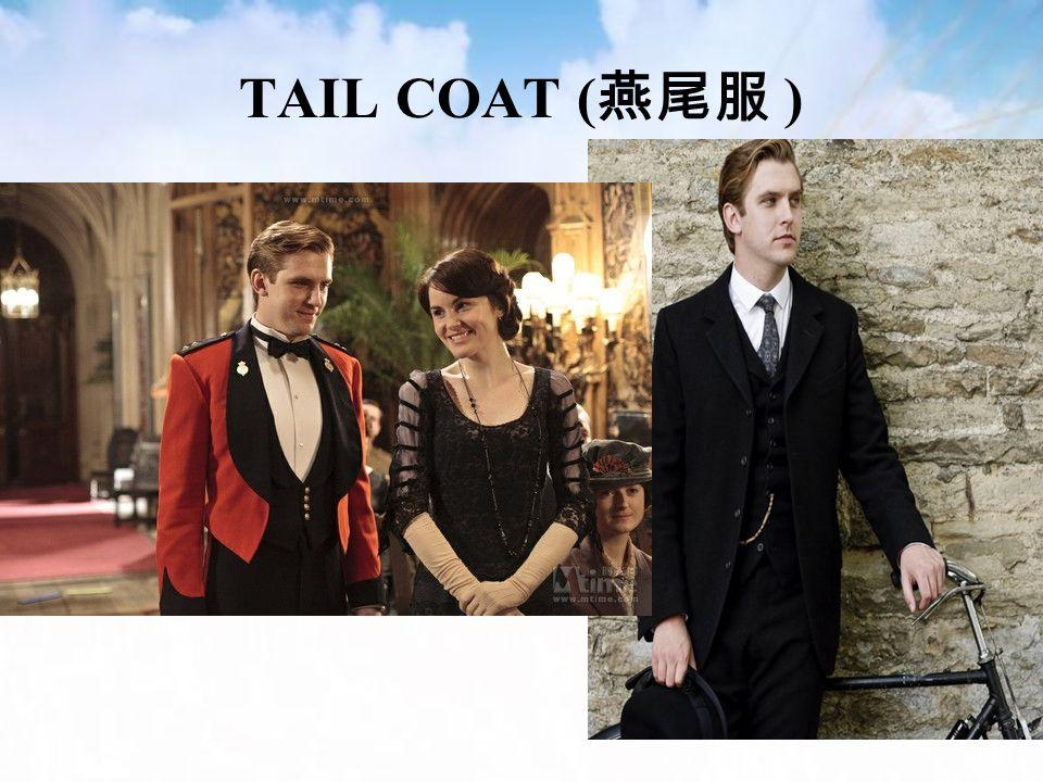 TAIL COAT ( 燕尾服 )