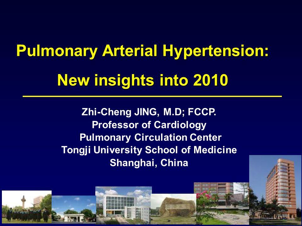 Zhi-Cheng JING, M.D; FCCP.
