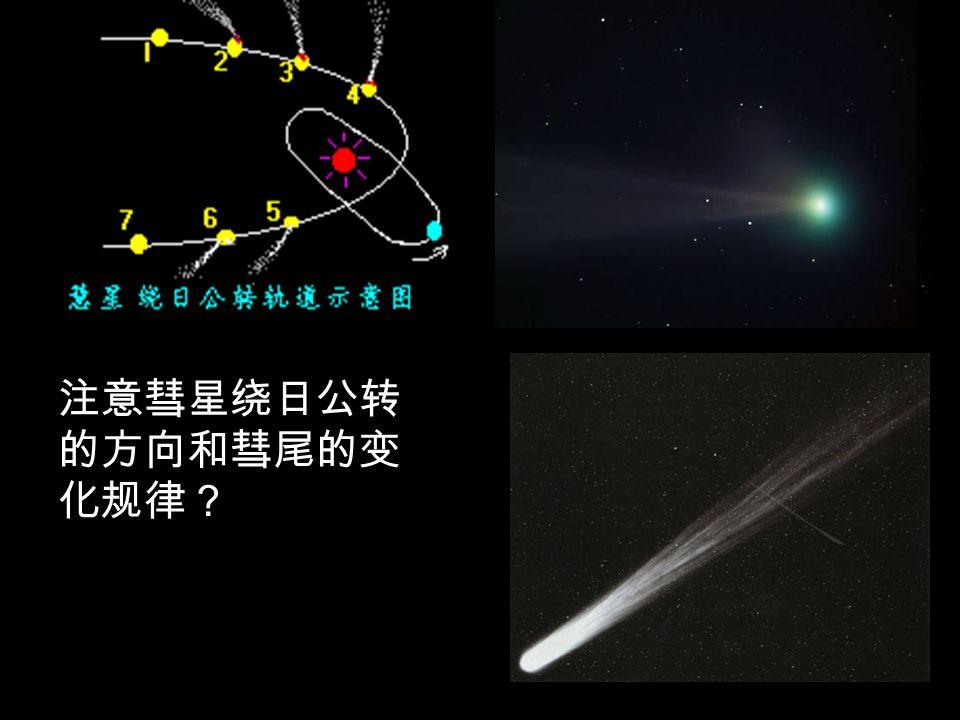 马克罗特彗星是于 2006 年 8 月 7 日 在澳大利亚被发现的,并以发现 者的名字命名。马克罗特彗星来 自非常遥 远的奥尔特云,经过上 百万年的长途跋涉才飞临太阳, 1 月 12 日飞近太阳后,又将飞回 遥远的奥尔特云, 不再回归。