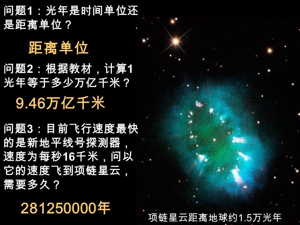 仰望星空,我们不仅会问: 1 、什么是宇宙?它有多大? 2 、宇宙是怎么形成的? 3 、宇宙里有什么? 我们把人类目前已经观测到的有限宇宙叫作 可见宇宙或已知宇宙( 140 亿光年)。 我们把人类目前已经观测到的有限宇宙叫作 可见宇宙或已知宇宙( 140 亿光年)。 一、 人类对宇宙的认识 时 代 人类对宇宙的认识 2 世纪古希腊天文学家托勒密提出 地心说 16 世纪 波兰天文学家哥白尼提出 日心说 18 世纪天文学家引进 星系 一词 20 世纪 60 年代 以来 大型天文望远镜的使用以及空间探测技术的 发展,使天文观测尺度扩展到上百亿年和上 百亿光年的时空区域(总星系)