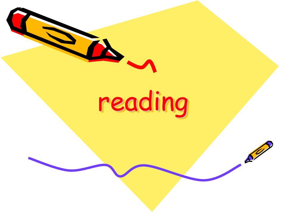 readingreading