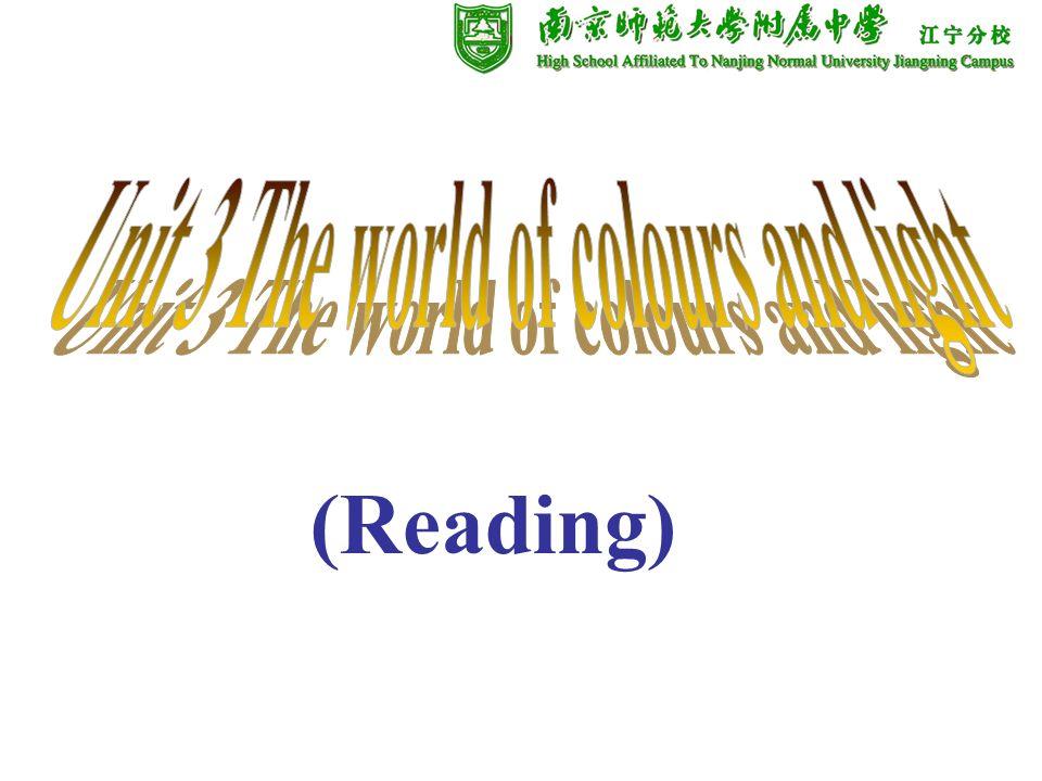 (Reading)