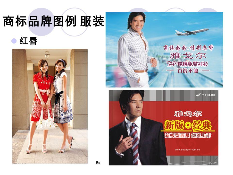 2016-7-9Business English Translation10 商标品牌图例 服装 红唇
