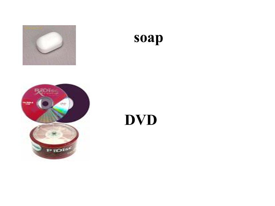 soap DVD
