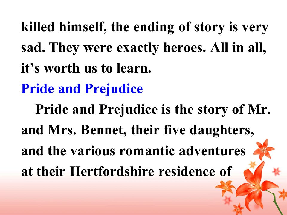 killed himself, the ending of story is very sad. They were exactly heroes.