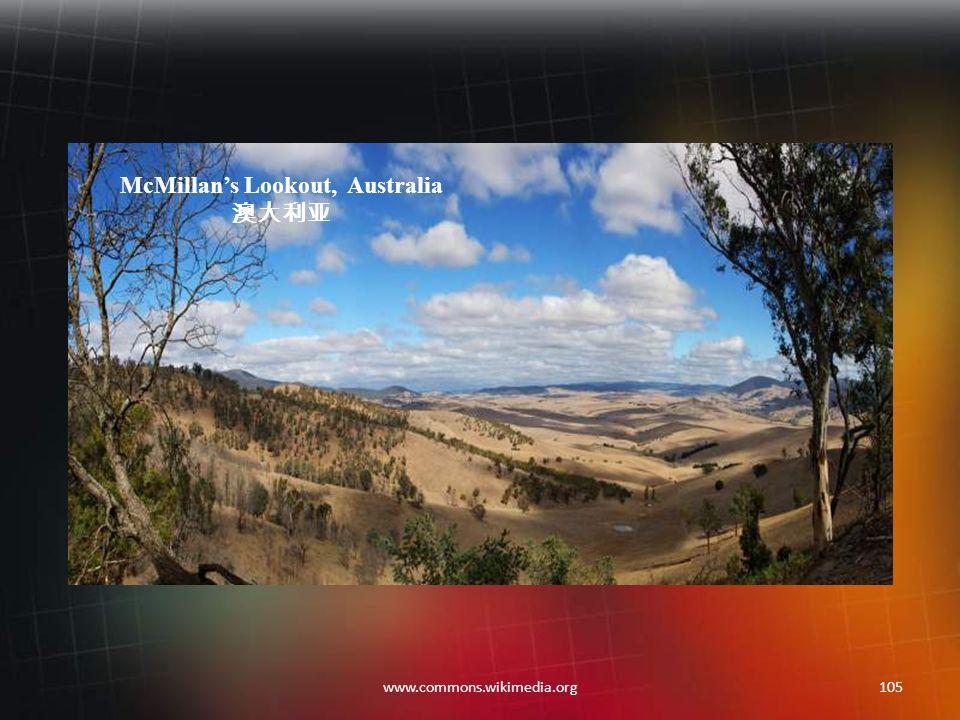 104www.commons.wikimedia.org Loch Ard Gorge, Australia 澳大利亚的尼斯卡峡谷
