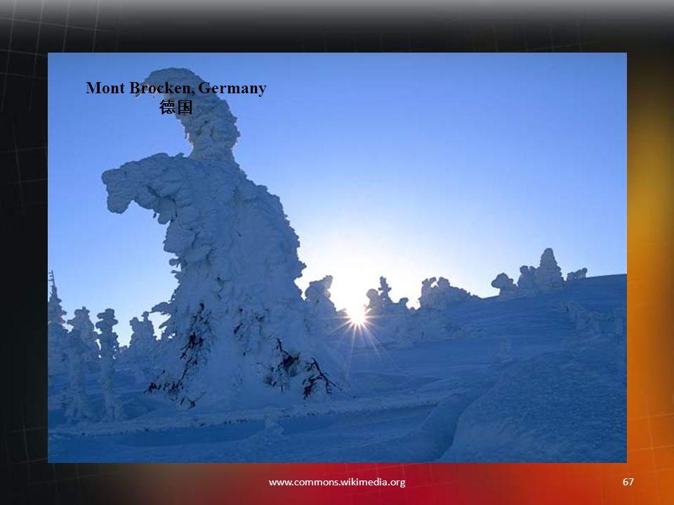 66www.commons.wikimedia.org Field Hemois, Belgium 比利时 Matterhorn & Riffelsee 瑞士,马特宏峰倒映在利福西湖中