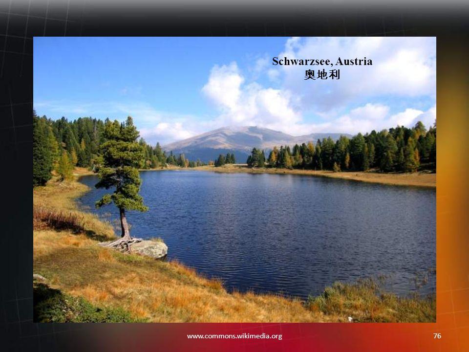 75www.commons.wikimedia.org Ribnisko Jezero, Slovenia 斯洛文尼亚