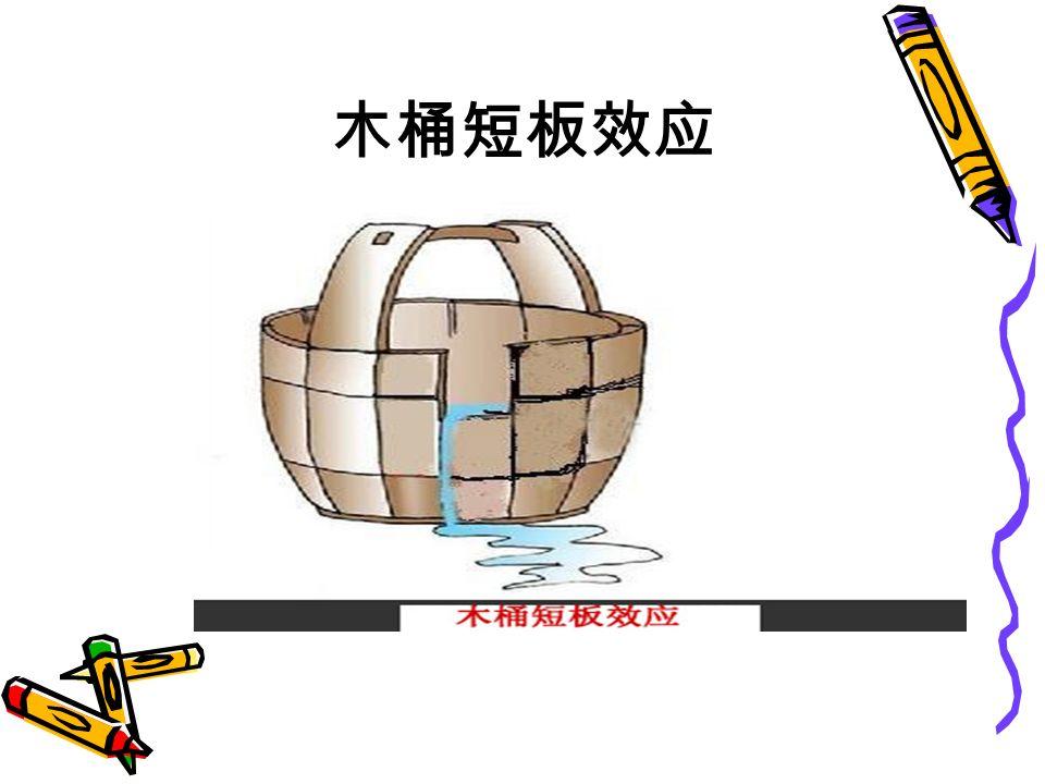 木桶短板效应
