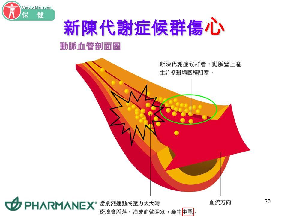 22 死神的好幫手 新陳代謝症候群 台灣地區民國 95 年國人主要死亡原因