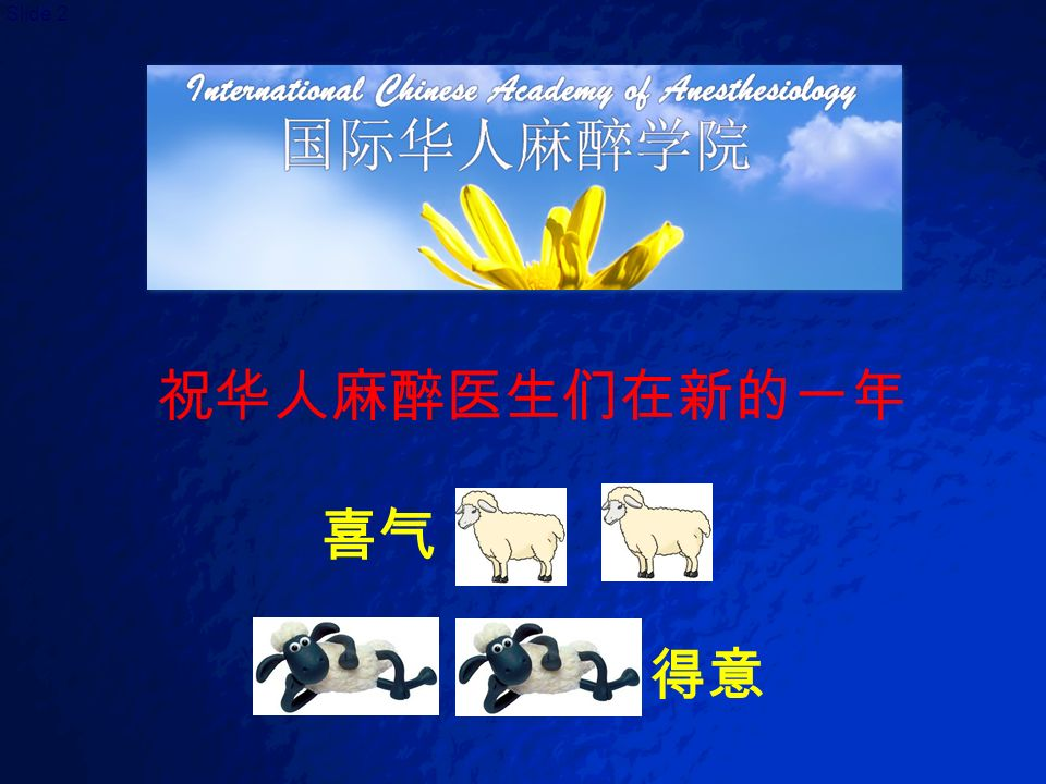 © 2003 By Default! A Free sample background from   Slide 1 新春快乐