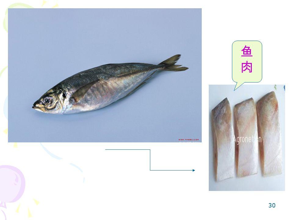 30 鱼肉鱼肉