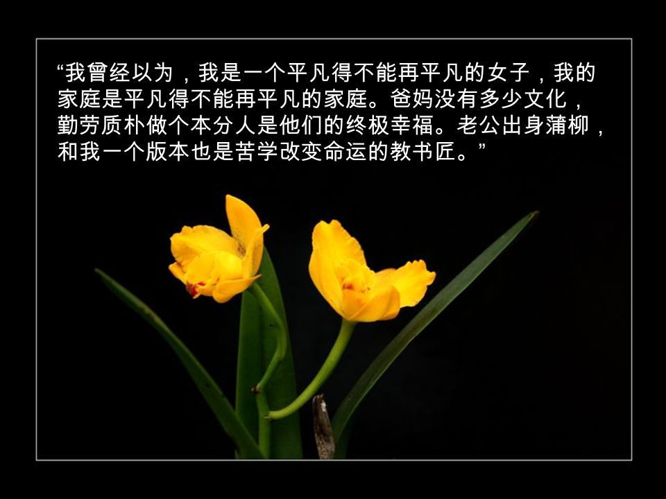 人生最痛苦的事有三种:幼年丧母,中年丧妻,晚年丧子, 如果我走了,我的父母、丈夫还有孩子,就会面临这些痛 苦,所以我要坚强地活下去。 于娟说。