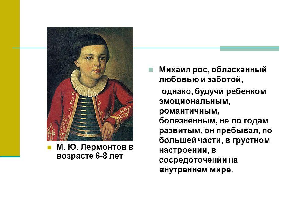 М. Ю.