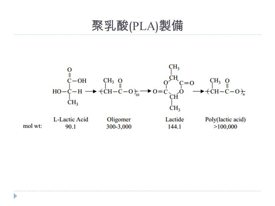 聚乳酸 ( PLA ) 製備