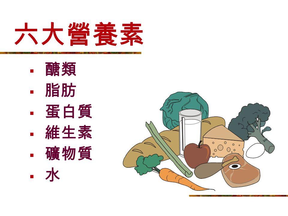 認識食物營養素 食物分類 均衡飲食 三軍總醫院營養部 蘇秀悅營養師