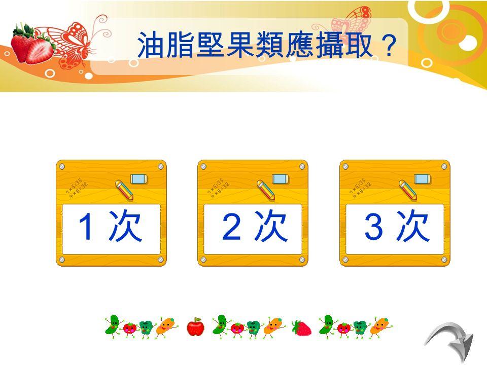 國中生營養午餐豆魚肉蛋,可以吃 幾份? 2.5 份 2份2份