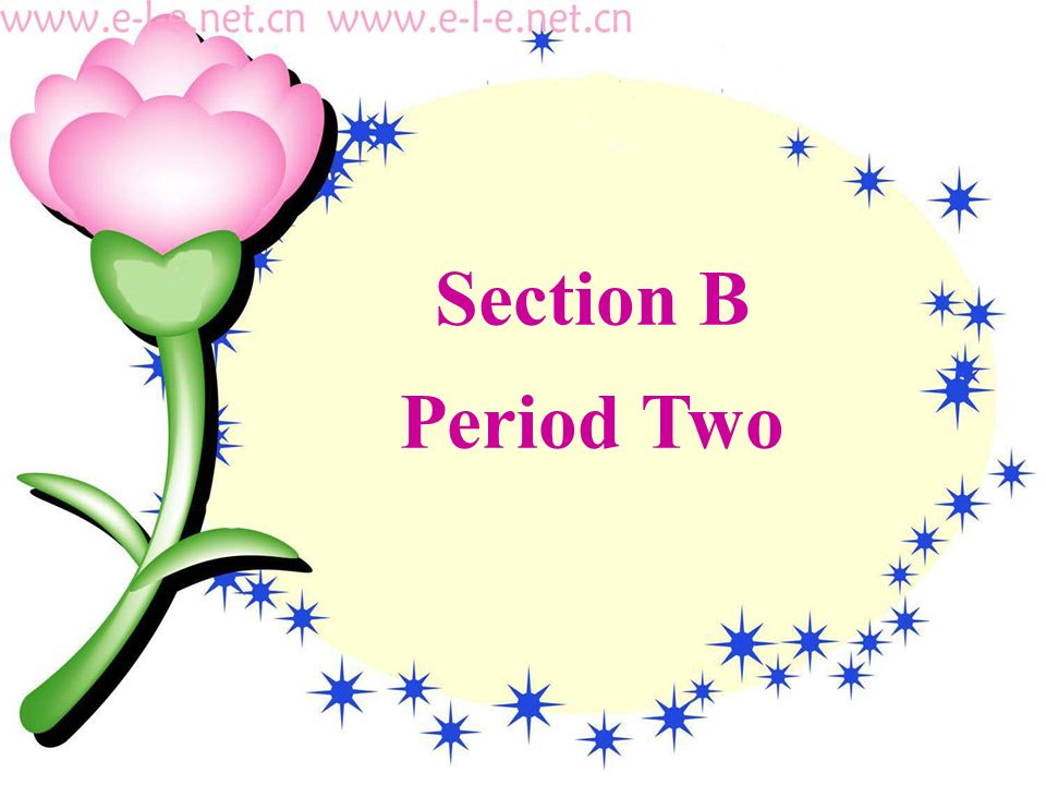 Section B Period Two