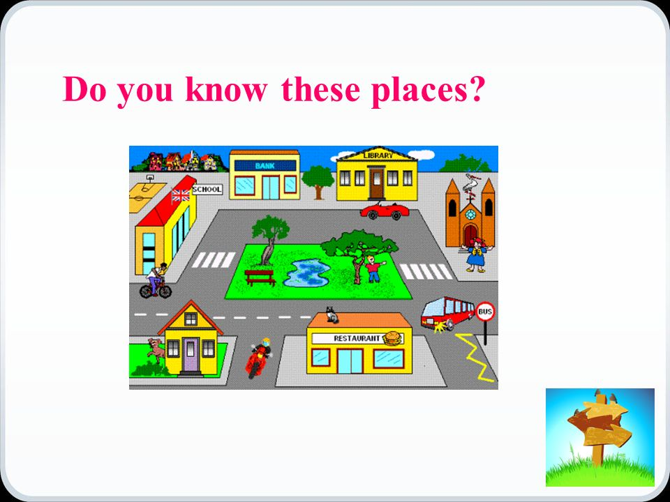 Do you know these places